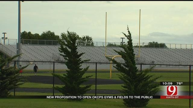 Oklahoma City Public Schools Looking Into Opening Athletic Fields To Public