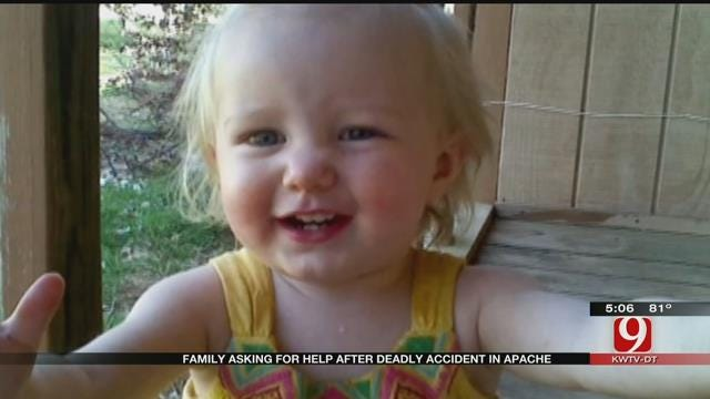 Family Asking For Help After Deadly Crash In Apache