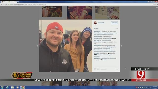 New Details Released In Arrest Of Country Music Star Stoney LaRue