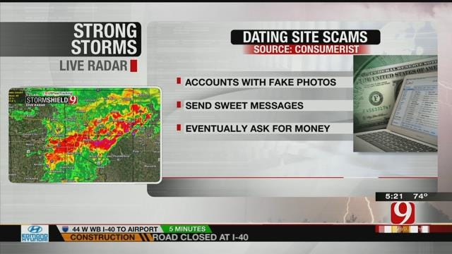 Authorities Warn Against Online Dating Scammers