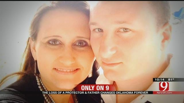 Wife Of Trooper Killed Wins Fight To Ban Texting And Driving In Oklahoma