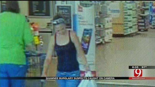 Shawnee Police On The Lookout For Car Burglars