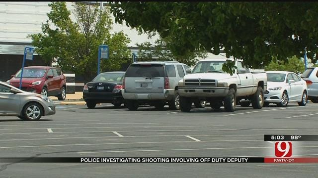 Oklahoma Co. Deputy Under Investigation For Firing Shots Outside Theater