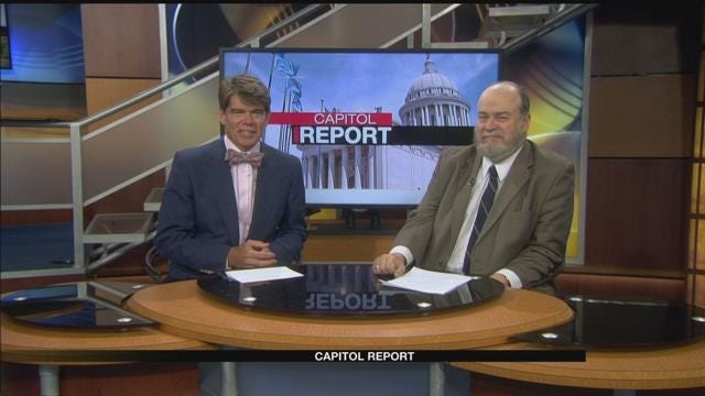 Capitol Report With Pat McGuigan: President Obama In Oklahoma