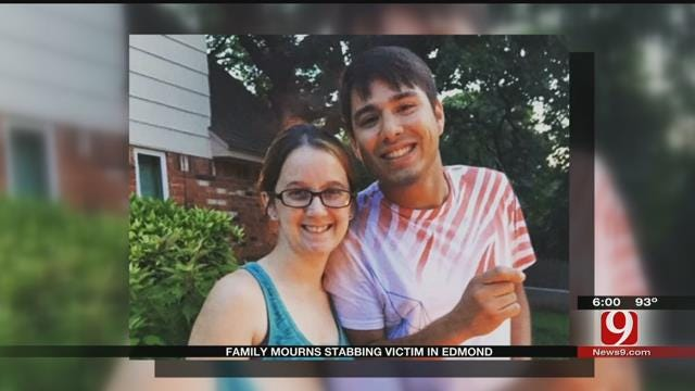 Family Mourns Stabbing Victim In Edmond