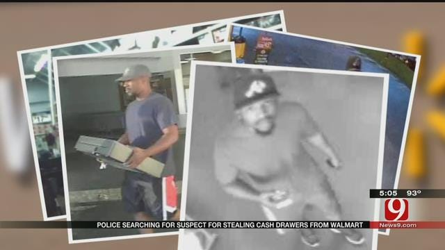 Police Searching For Metro 'Wal-Mart Bandit'
