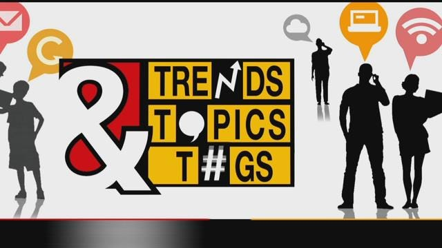 Trends, Topics & Tags: Trick Extra Credit Question