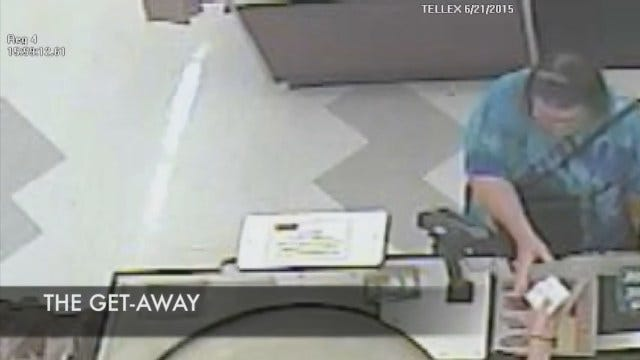 WEB EXTRA: Woman Caught On Camera Stealing Wallet At MWC Store