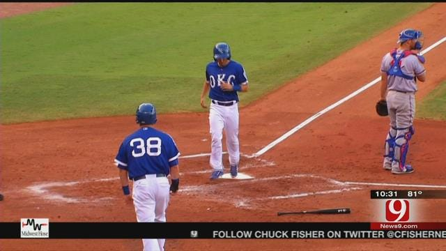 Dodgers Fall To Round Rock