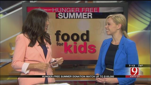 Regional Food Bank: Hunger Free Summer