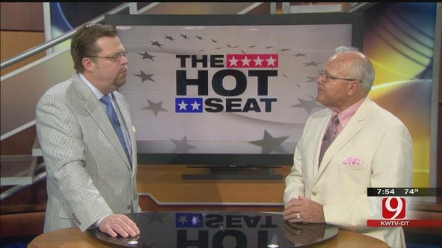Hot Seat: Rep. Bobby Cleveland