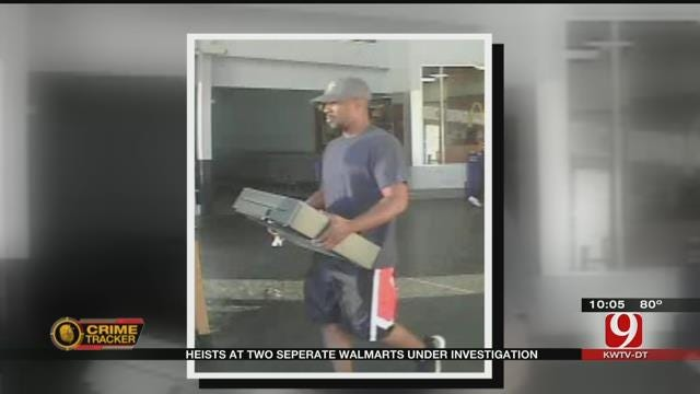 Heists At Two Separate Walmarts Under Investigation
