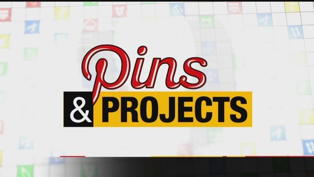 Pins And Projects: Custom DIY Bookshelf