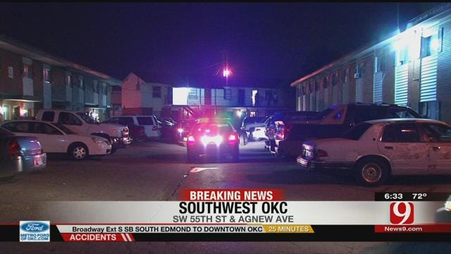 Police Investigate After Woman Found Dead Inside SW OKC Apartment