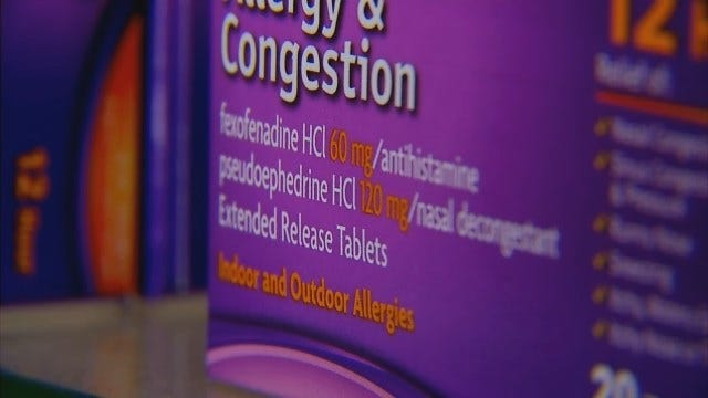 Meth Labs Decline In Oklahoma, Meth Addiction Still A Problem