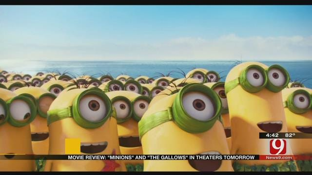 Dino's Movie Moment: Minions, The Gallows