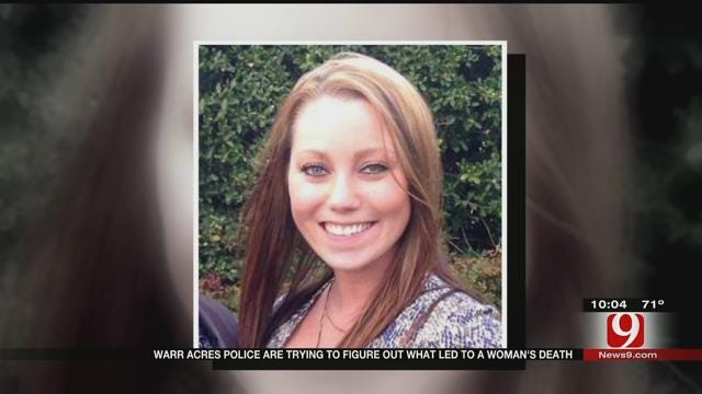 Warr Acres Police Teaming With OSBI To Determine What Led To Woman's Death