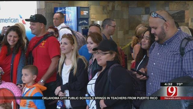 OKC Public Schools Welcomes 14 Bilingual Teachers