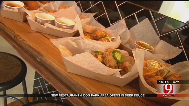 New Restaurant Opens In The Deep Deuce Area
