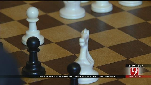 OK Chess Champion, 12, Isn't Finished Competing