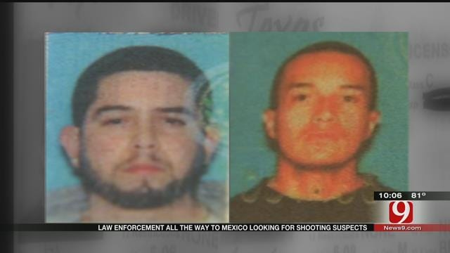 Authorities On The Lookout For Two Homicide Suspects