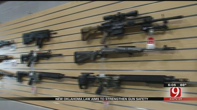 New Law Aims To Keep Mentally Ill From Buying Guns