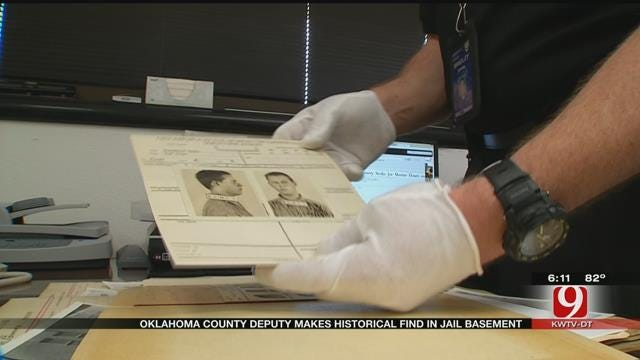 OCSO Deputy Rediscovers History Of Law Enforcement