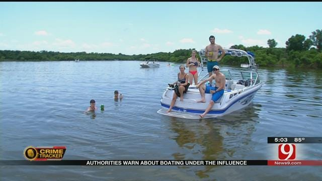 Authorities Warn About Boating Under The Influence
