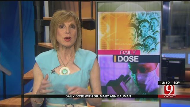 Dr. Bauman: Chronic Knee, Back Pain