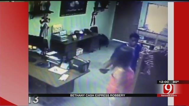 Police Look For Suspects In Armed Robbery Of Bethany 'Cash Express'