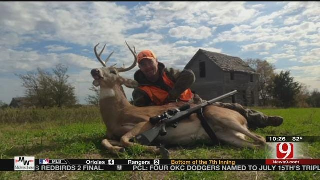 Outdoor Oklahoma Host Overcomes Adversity To Pursue Passions