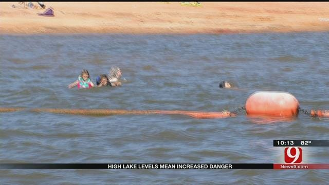 Authorities Remind Lake Goers To Follow Lake Rules During Holiday Weekend
