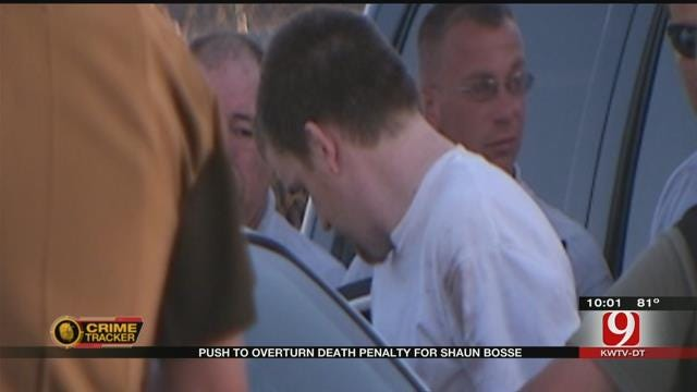 Convicted Killer Shaun Bosse Is Asking For A Retrial
