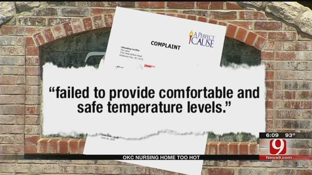 Metro Family Files Complaint Against OKC Nursing Home
