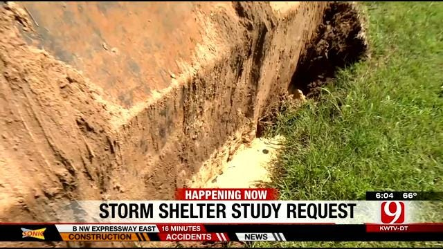 Journal Record: OK Lawmaker Wants Review Of Storm Shelter Regulations