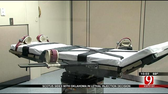 Executions In Oklahoma To Be Scheduled After Supreme Court Ruling
