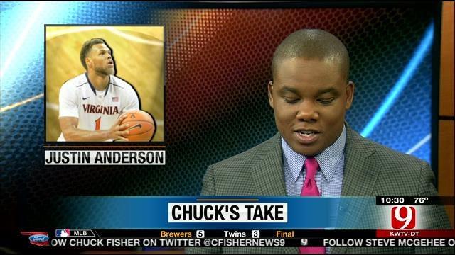 Chuck's Take On The Thunder Draft Pick