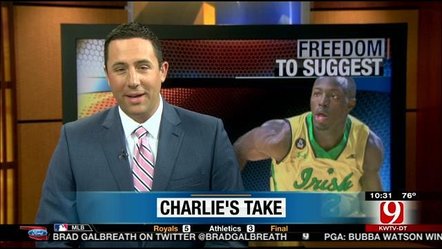 Charlie's Take On Freedom