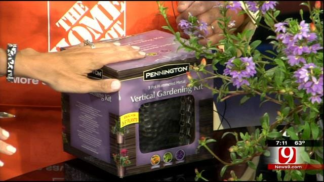 Home Depot Offers Water-Conscious Gardening Tips