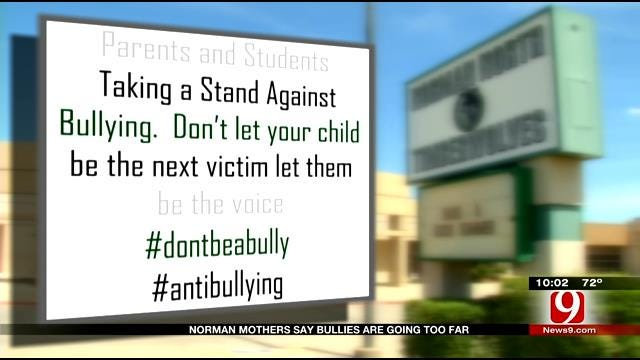 Norman Mothers Take A Stand Against Online Bullying