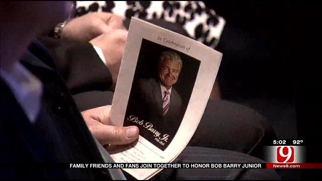 Oklahomans Remember BBJ At Packed Memorial Service
