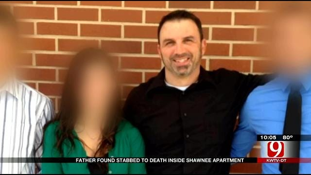 Father Found Stabbed To Death At Shawnee Apartment Complex