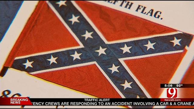 Confederate Flag Flew At Oklahoma State Capitol For 22 Years
