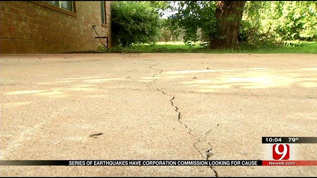 Earthquakes Have State Agencies Working To Find Their Cause
