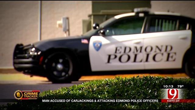 Man Goes On A Violent Crime Spree In Edmond