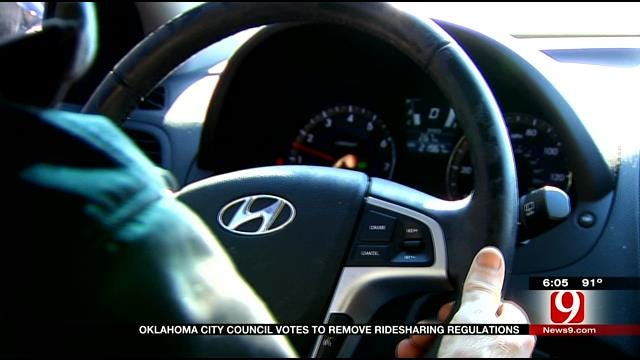 State To Regulate Ride Share Companies