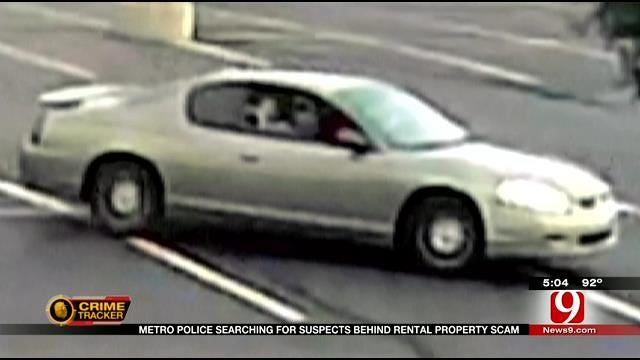 Metro Police Searching For Suspects Behind Rental Property Scam