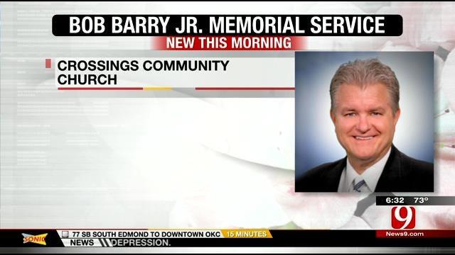 Public Memorial Service Set For Bob Barry Jr.