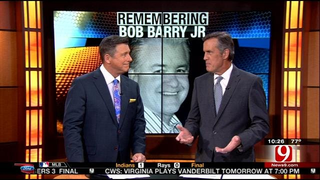 Dean and John Remember Bob Barry Jr.