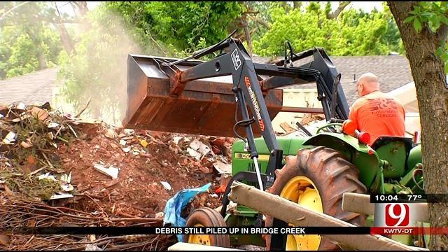 Families In Bridge Creek Sick And Tired Of Storm Debris Piles
